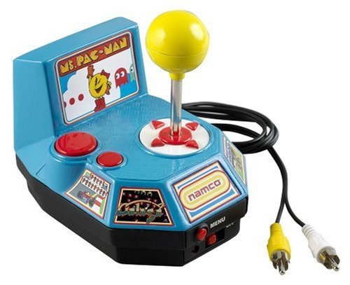 Jakks Ms. Pac-Man TV Game