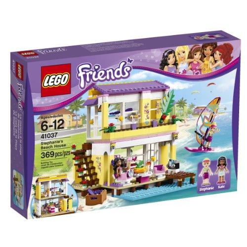 LEGO Friends 41037 Stephanie's Beach House, 369 Pcs