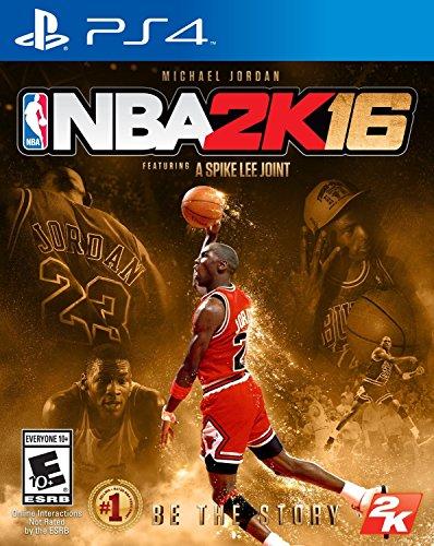 NBA 2K16 - Michael Jordan Special Edition - PlayStation 4