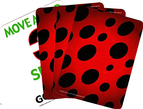 The Ladybug Game Replacement Piece -- Complete set of 38 Ladybug Cards (33 Moving Cards 5 Aphid Cards)