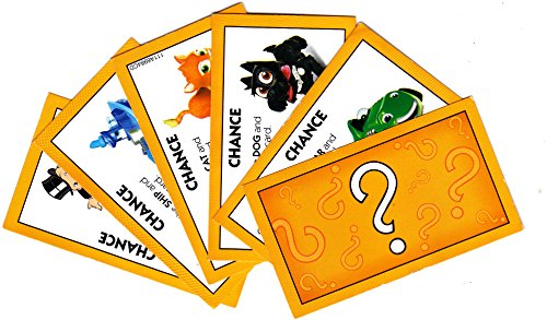 Monopoly Junior Replacement Chance Cards (All 20)