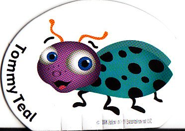 The Ladybug Game Replacement Piece --