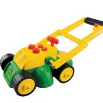 John Deere Electronic Lawn Mower