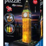 Ravensburger Big Ben – Night Edition – 3D Puzzle (216 Piece)