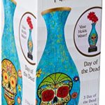 3D Puzzle Vase - Day of the Dead