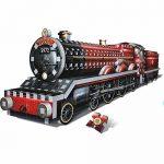 Wrebbit Harry Potter Hogwart's Express 3D Puzzle 460 pcs by Wrebbit