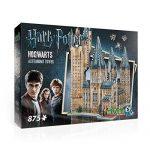 Wrebbit 3D Puzzle Harry Potter Hogwarts Astronomy Tower Puzzle (875-Piece) by Wrebbit 3D Puzzle