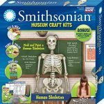 Smithsonian Human Skeleton PerfectCast Museum Craft Kit