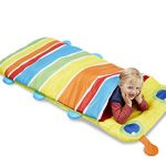Melissa & Doug Sunny Patch Giddy Buggy Sleeping Bag With Matching Storage Bag
