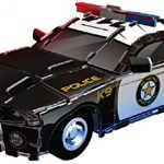 Max Traxxx Mini Motorized Ford Mustang Police Car 3D Puzzle