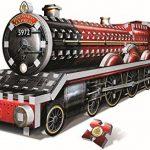 Wrebbit 3D Harry Potter Hogwarts Express Puzzle by Wrebbit 3D Puzzle