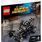 LEGO, DC Comics Super Heroes, Batman V Superman: Dawn of Justice The Batmobile (30446) Bagged