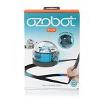 Ozobot 2.0 Bit Starter Pack, the Smart Robot Toy that Teaches Coding and Inspires Creativity, Cool Blue