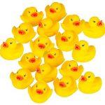 Kangaroo's - Rubber Duck Baby Bath Toy (18-Pack)