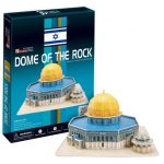 3d Dome of the Rock Jerusalem Islamic Muslim Mosque Puzzle Kit Temple Mount by NUWA