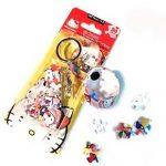 HELLOKITTY 1 3D Puzzle Ball Key Chain