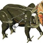 Smithsonian Mini Motorized Triceratops 3D Puzzle