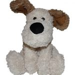 Plush Toy Dog Stuffed Animal - Snuggly, Soft, Squeezable, Huggable, and Cuddly