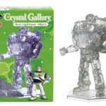Crystal 3D Puzzle Disney's Toy Story Buzz Lightyear