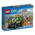LEGO City Volcano Explorers 60121 Volcano Exploration Truck Building Kit (175 Piece)