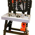 Black & Decker Jr. Black & Decker Jr. Learn to Build 50 Piece Workbench Playset