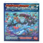 Pokemon Ranger and the Temple of the Sea 3D Puzzle [100 Pieces - Image A]
