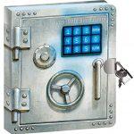Peaceable Kingdom Vault Door Lock and Key Diary