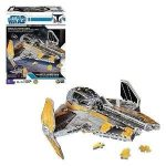 Star Wars 3-D Jedi Starfighter Puzzle by MB
