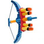 E SELECT Darts Air Archer Air-powered Bow Toy