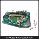 3D puzzle model Baseball field Fan souvenirs BostonRedSox Home Fenway Park Stadium 3D Puzzle Model Paper Gift