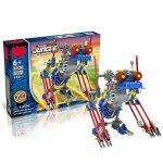 HAHAone robotics building sets science toys for boy kids , Assembly Building Blocks Bricks Robot DIY Toy Kit,Battery Motor Operated, 3D Puzzle Design Alien Primate Robot Figure