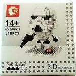 Star Wars Storm Trooper Nano Blocks