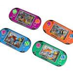 1pc Water Console Game Recreational Machine Lasso Ring Brain Puzzle Child Kid Toyrandomly Color