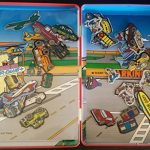 Magnetic Fun – Cars Planes and Trains