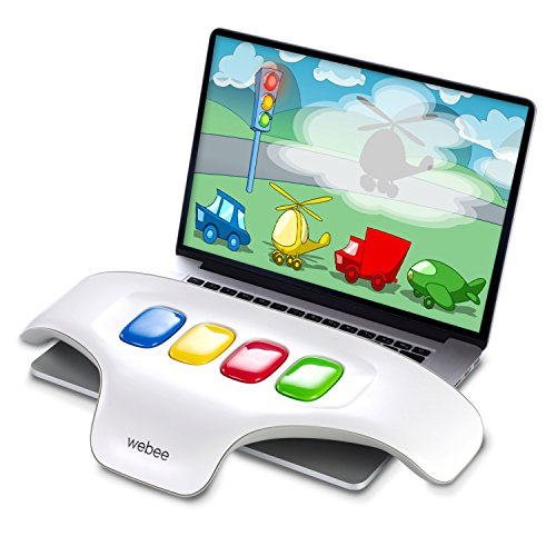 Interactive Educational Video Game System - 50 free games for Children Ages 1 – 5 from WeBee World