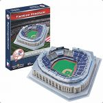3D Puzzle Model Paper NewYork Yankee Stadium Model Gift Baseball field Fan souvenirs