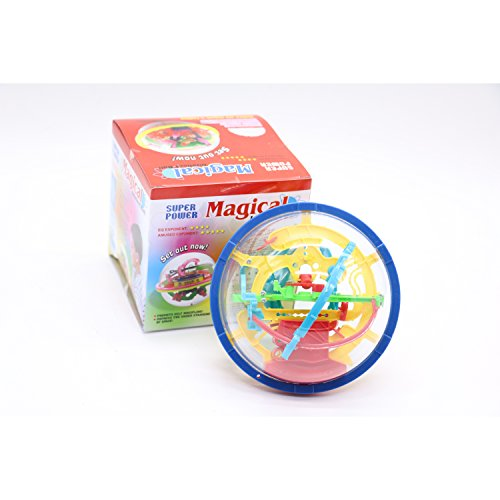 3D Maze Ball Intellect Ball Children's Educational Toys by IDS