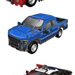 Max Traxxx Mini Motorized Ford Vehicle 3D Puzzle Pack
