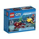 LEGO City Deep Sea Explorers 60090 Scuba Scooter Building Kit