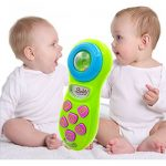 Baby Mobile Phone with Sound and Light Featuring