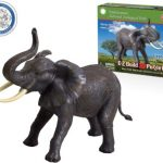 Smithsonian E-Z Build Puzzle - Elephant