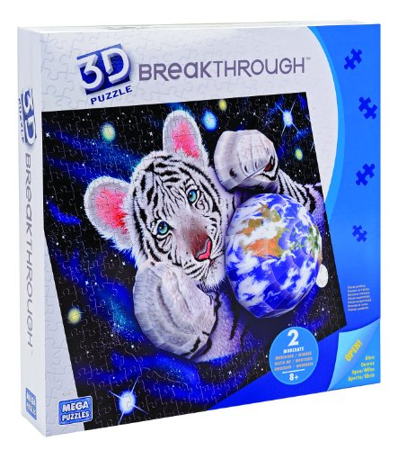Breakthrough Level Two Tiger Puzzle