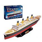 CubicFun T4011h Titanic (Large) Puzzle, 113 Pieces
