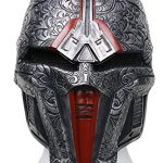 XCOSER Sith Acolyte Mask Helmet Costume Props for Adult Halloween Cosplay Updated