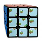 The Cube Turns Quicker Unicorn Mountain 3x3x3 Puzzle Cube Magic Cube Puzzle