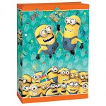Despicable Me Minions Gift Bag