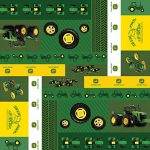 MasterPieces John Deere Heritage Wrapping Paper, 10′