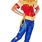 Imagine by Rubies DC Superheroes Wonder Woman Dress Up Outfit, Small