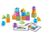 Learning Resources Mental Blox 3D Puzzle Game, 20 Pieces