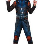 Rubie's Costume Guardians of The Galaxy Vol. 2 Rocket Raccoon Costume, Multicolor, Medium